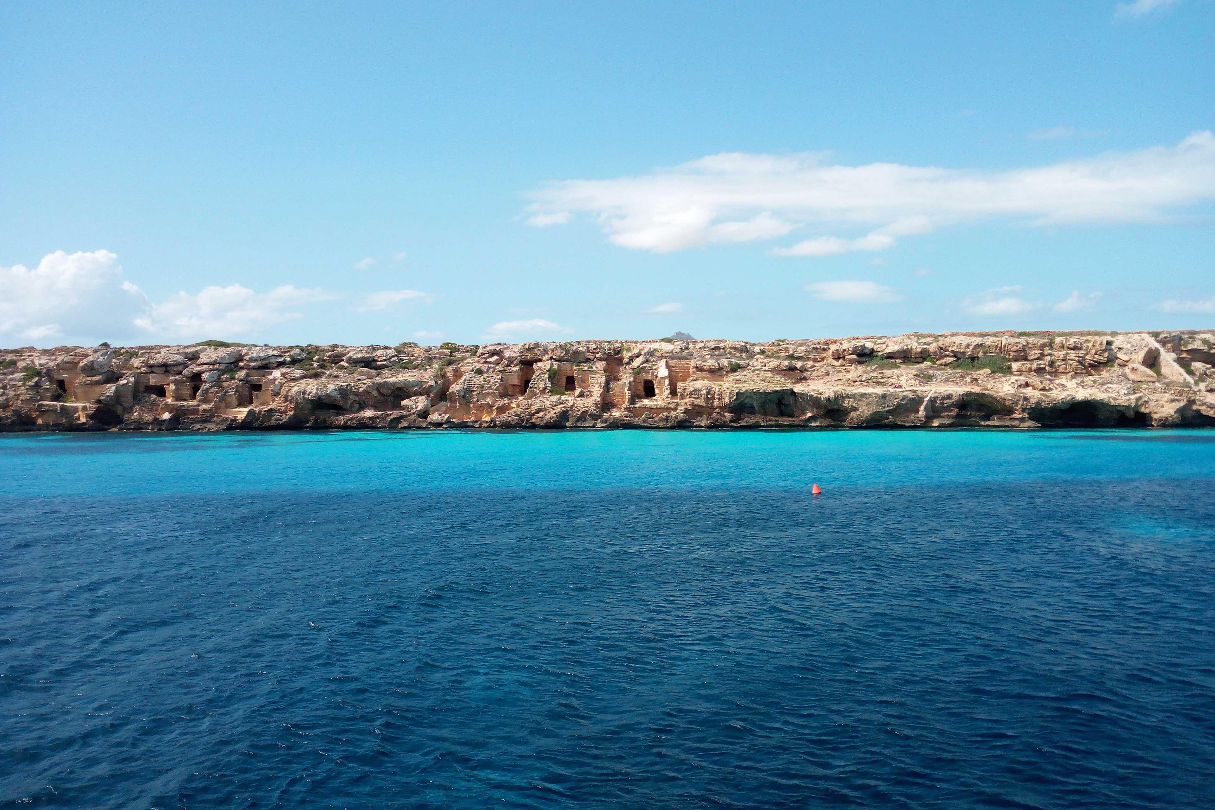Favignana perla del mediterraneo