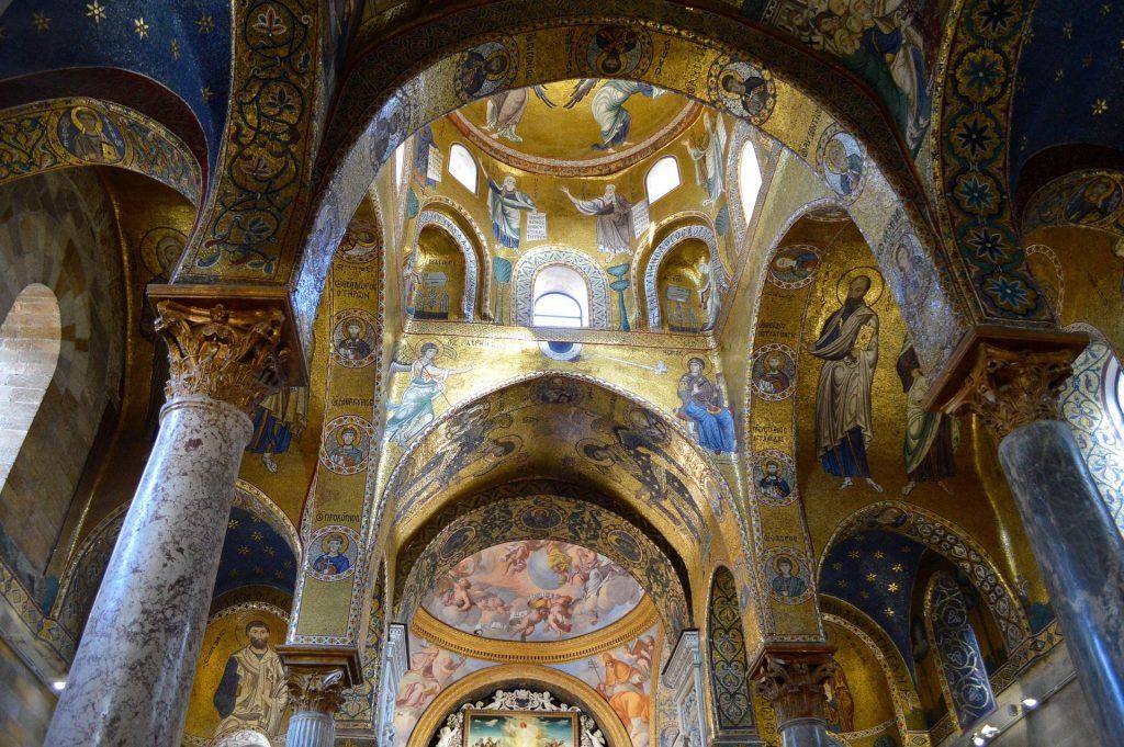 chiesa della martorana palermo