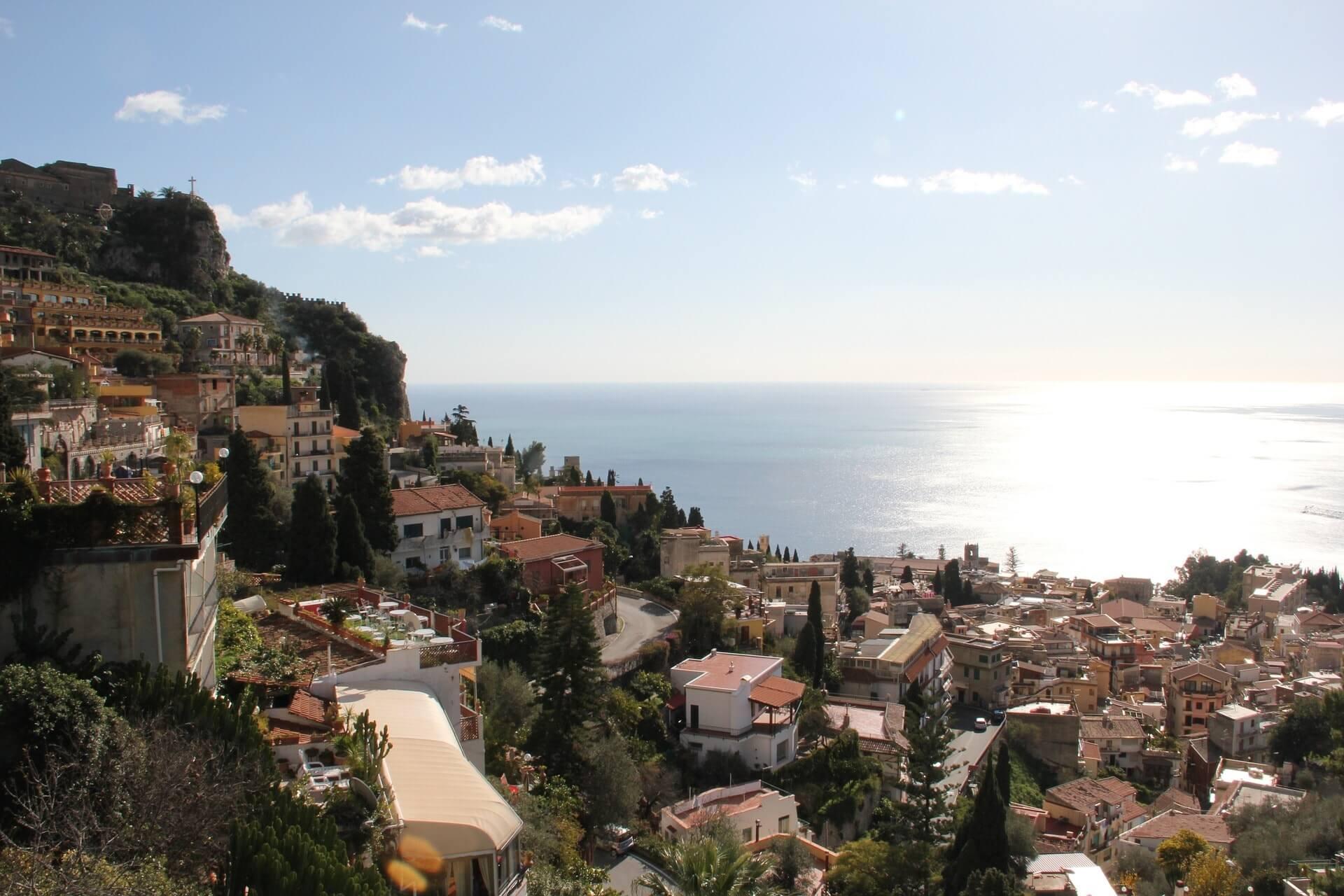 Taormina città che affascina
