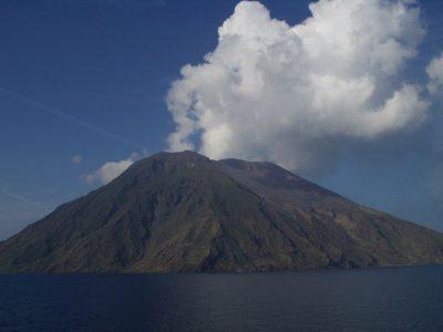 Vulcano e Stromboli isole del fuoco
