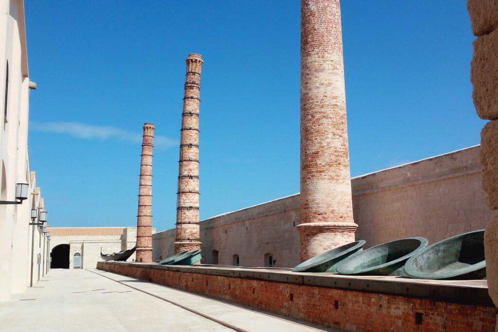 tonnara florio museo favignana sicilia