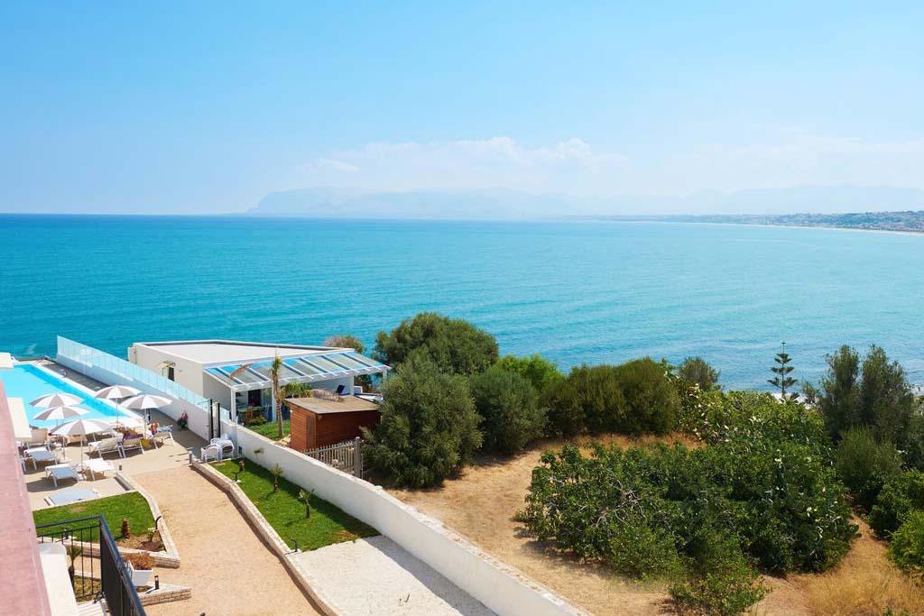 Hotel in sicilia for Design hotel sicilia