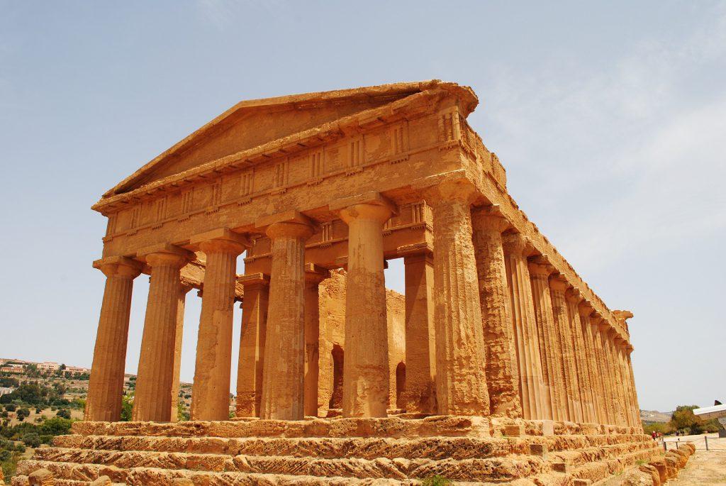 parco archeologico valle dei templi agrigento