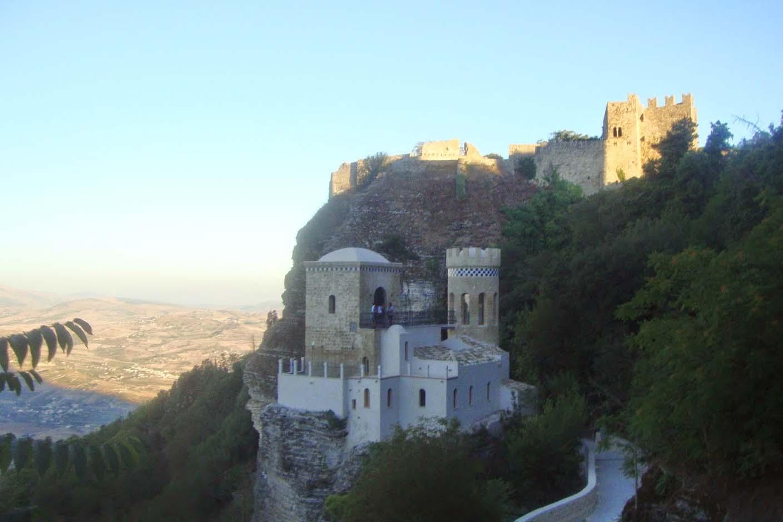 Erice magnifico borgo medievale