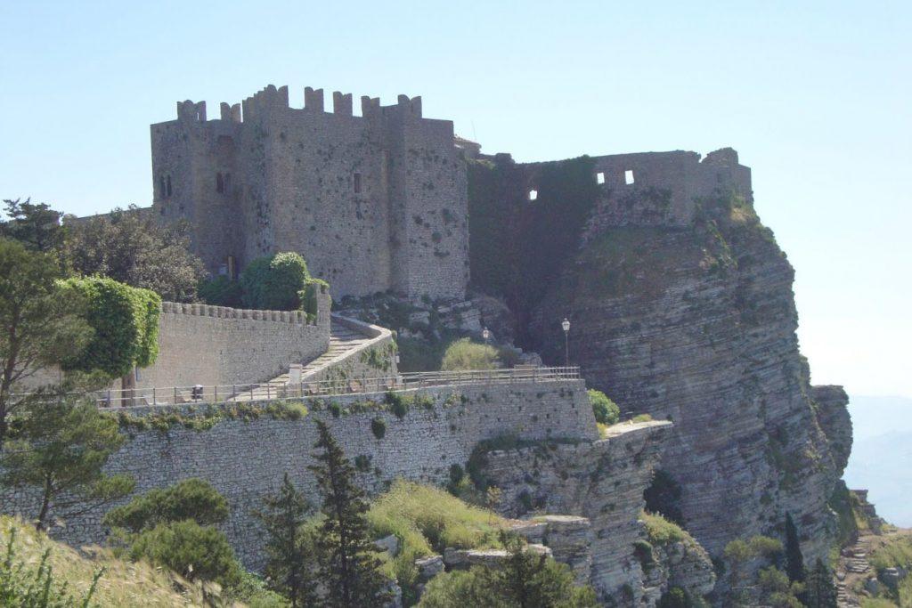 erice castello