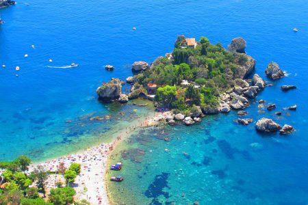 I luoghi più suggestivi dove andare a nuotare