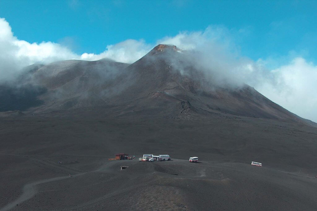 Etna cima