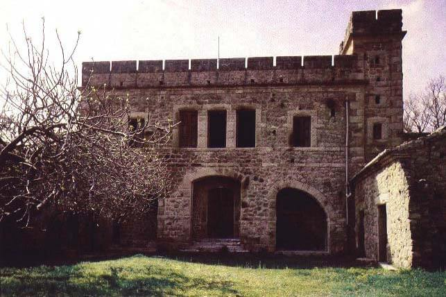 Castello Impallaccionata (casina di pietratagliata)