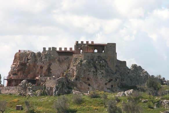 castello di delia nel nisseno